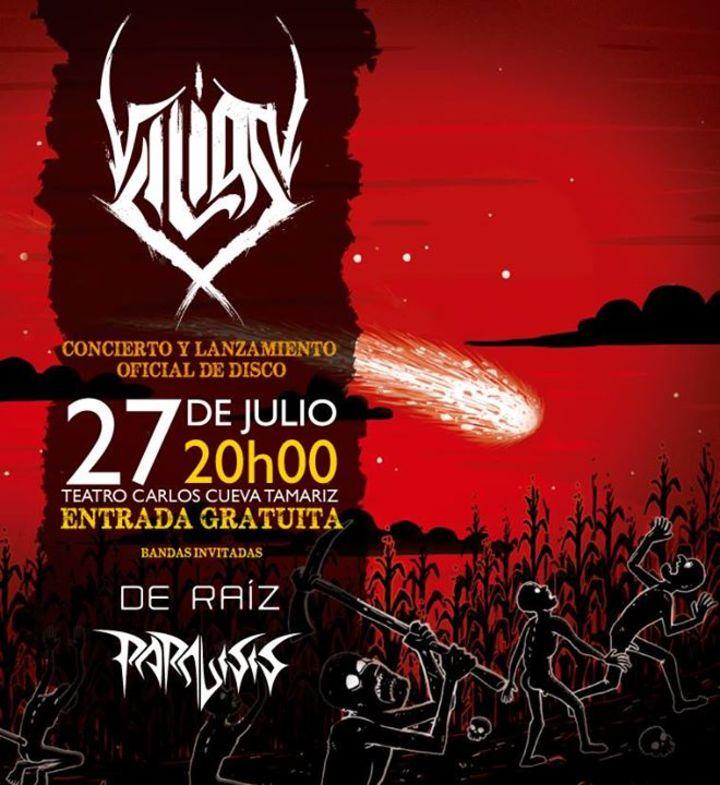 Banda ALIAS Tour Dates