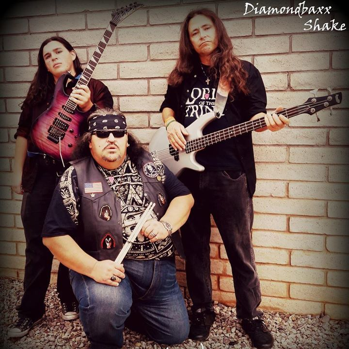 Diamondbaxx Shake Tour Dates