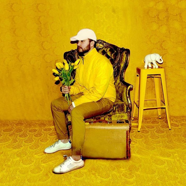 Quinn XCII @ House of Blues - Bronze Peacock Room - Houston, TX