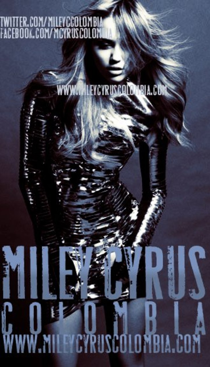 Miley Cyrus Tour Dates