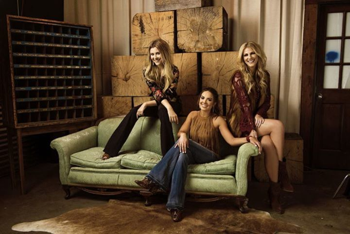 Runaway June @ Anderson Coliseum - Virginia Horse Center - Lexington, VA