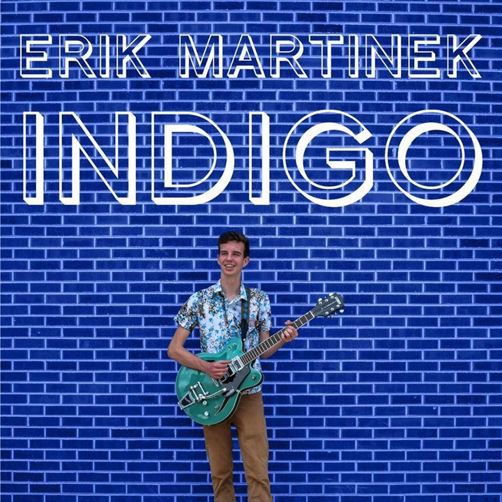 Erik Martinek Music Tour Dates