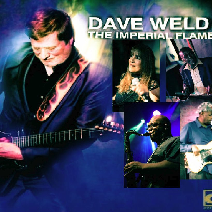 Dave Weld and The Imperial Flames - Tour Dates @ FIRE HOUSE PUB & GRILL - Roscoe, IL