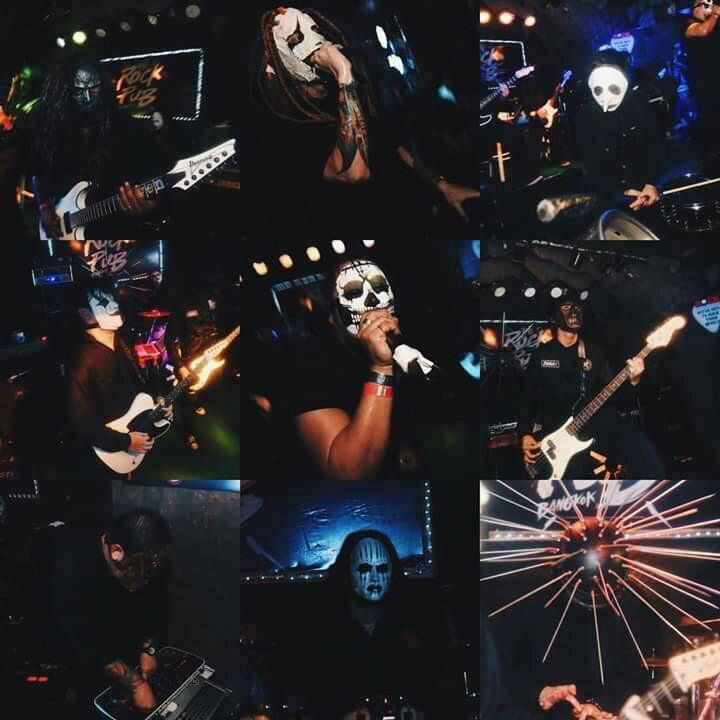 Slipnumb Tour Dates