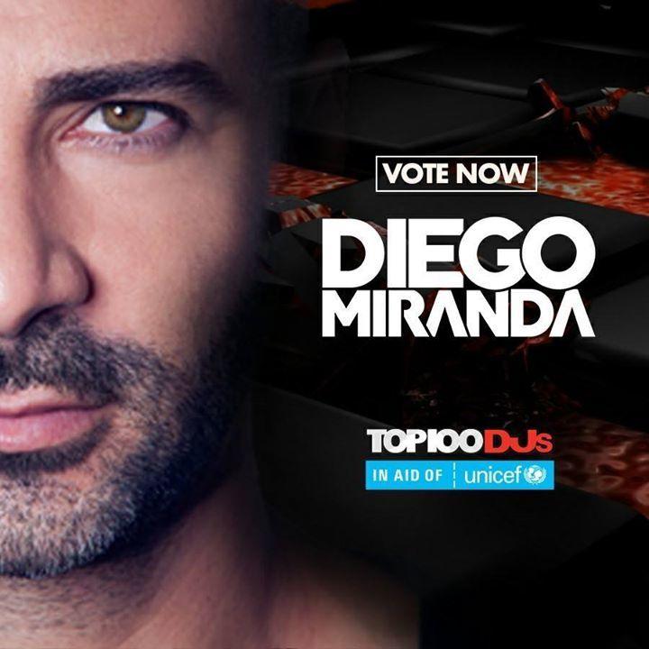 Diego Miranda Tour Dates
