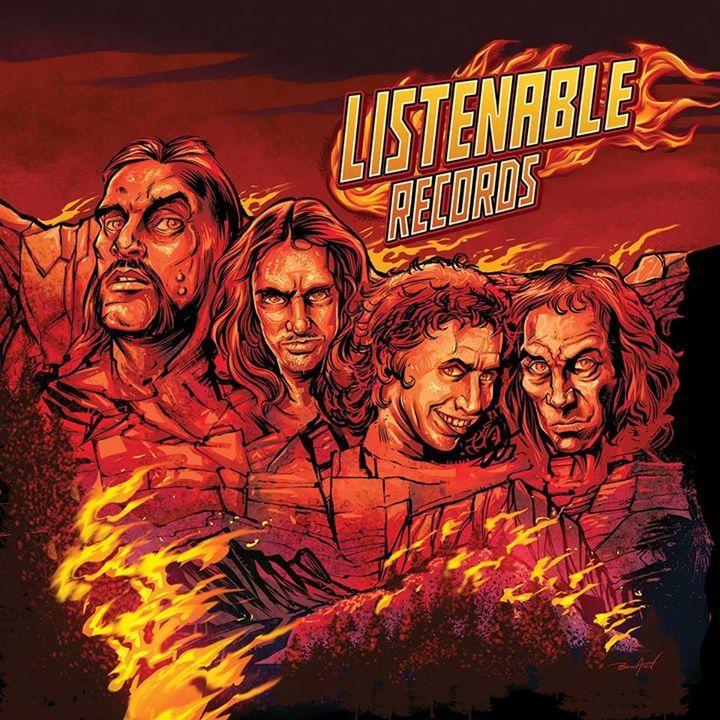 Listenable records Tour Dates