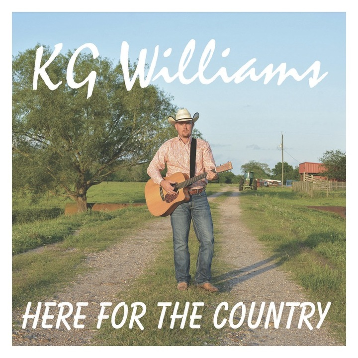 KG Williams Band Tour Dates