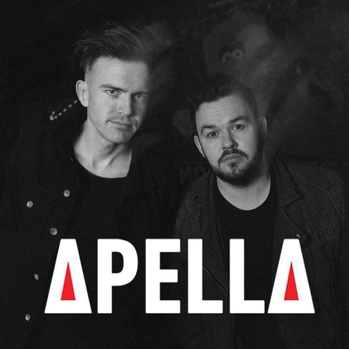 Apella Tour Dates