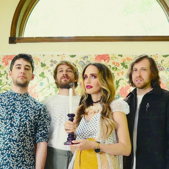 Speedy Ortiz Tour Dates