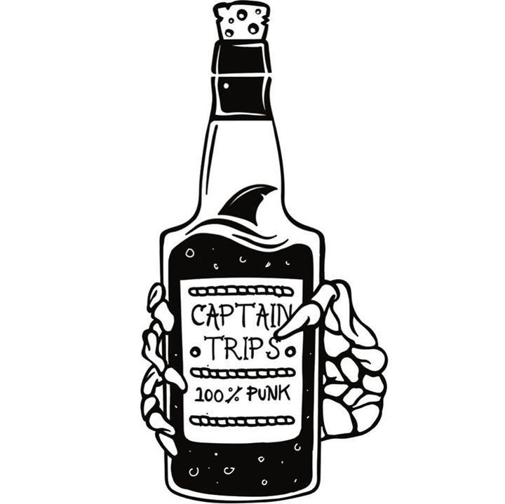 Captain Trips Tour Dates