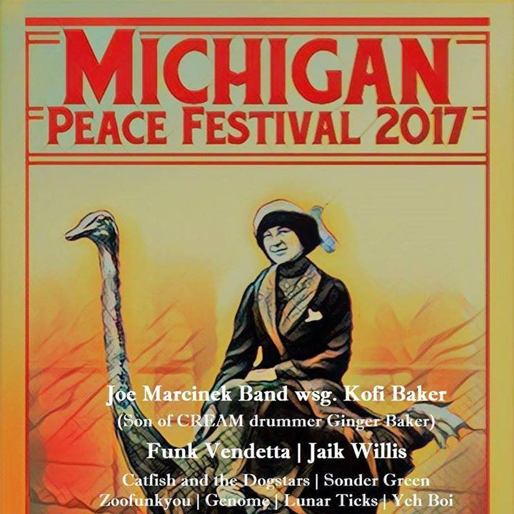 Joe Marcinek Band @ High Noon Saloon - Madison, WI