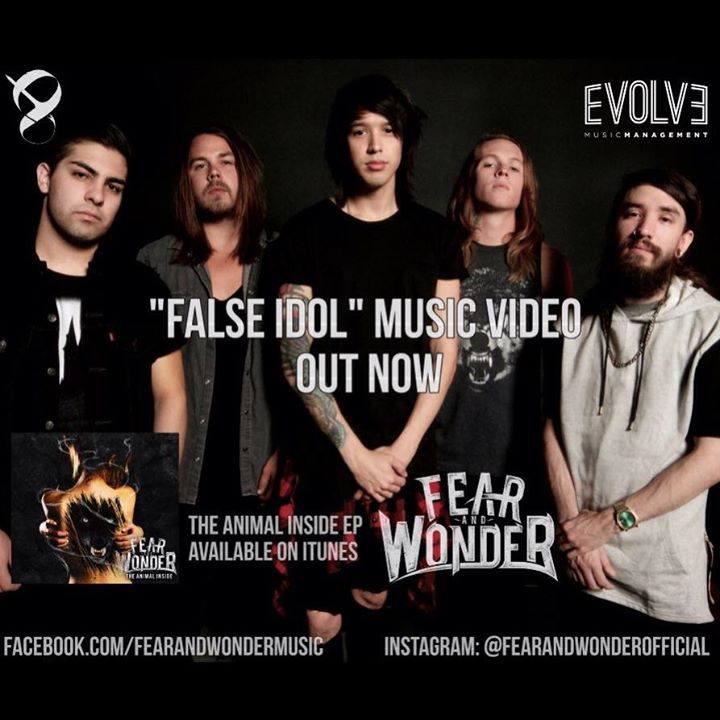 Fear And Wonder @ Sons of Hermann Hall - Dallas, TX