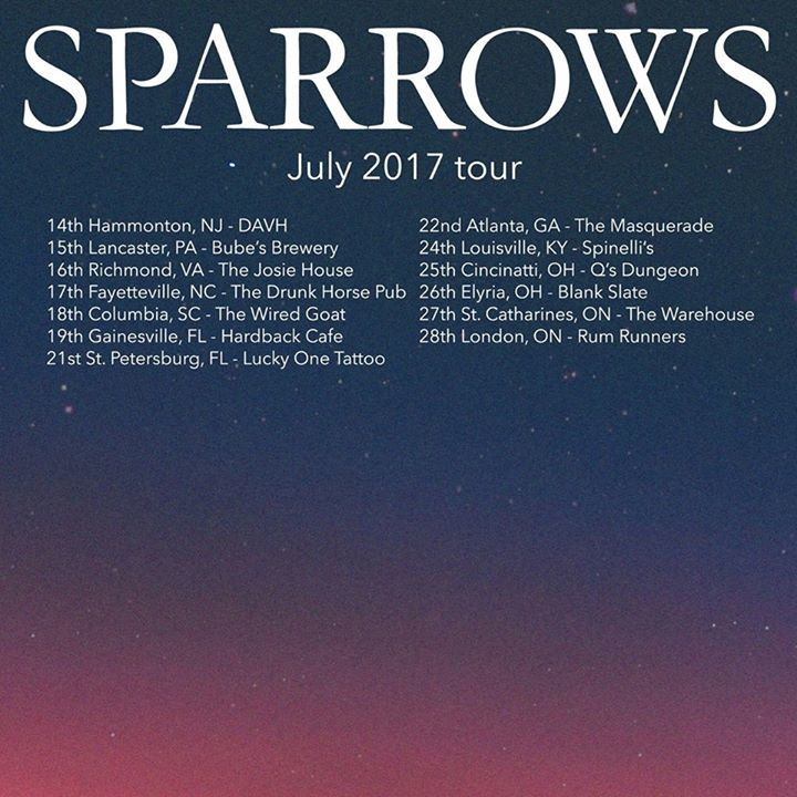 Sparrows @ Masquerade - Atlanta, GA