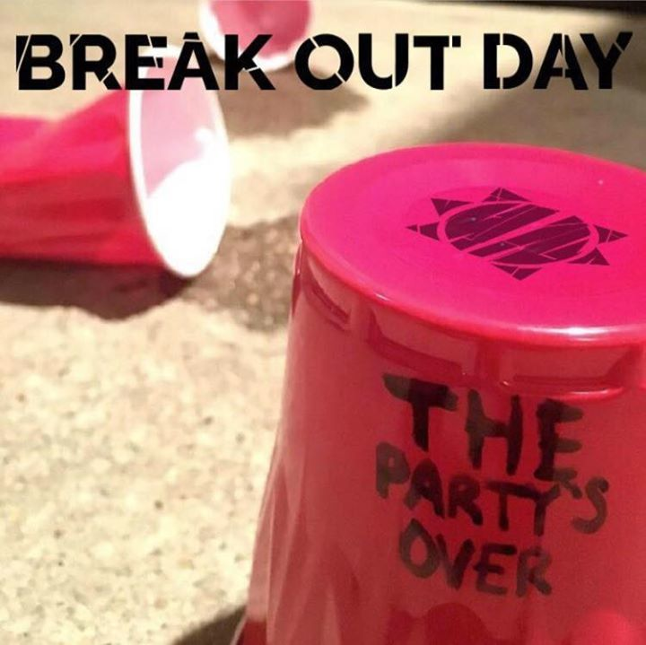 Break Out Day Tour Dates