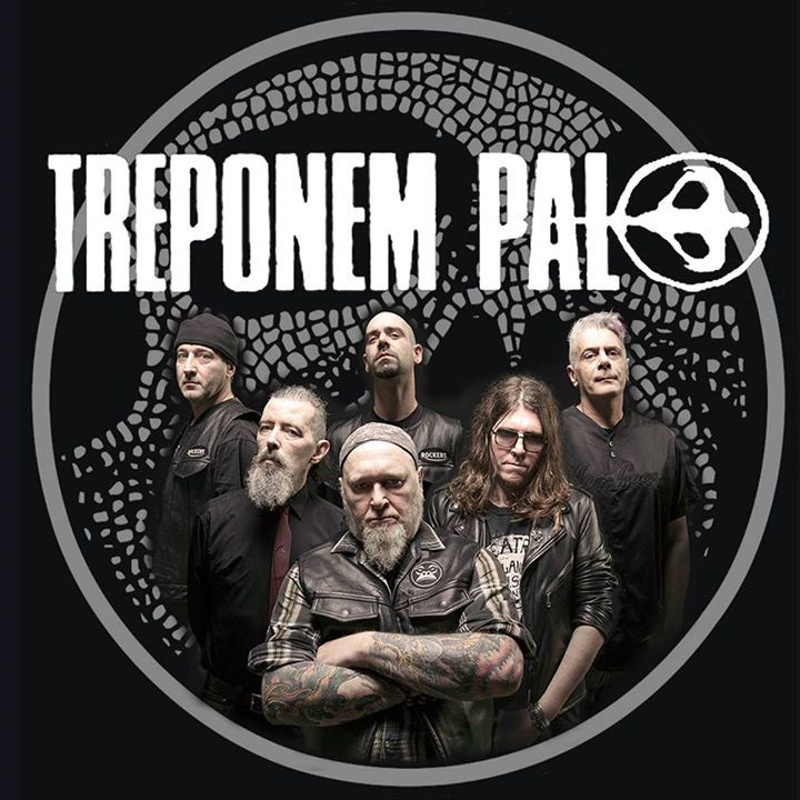 Treponem Pal Tour Dates