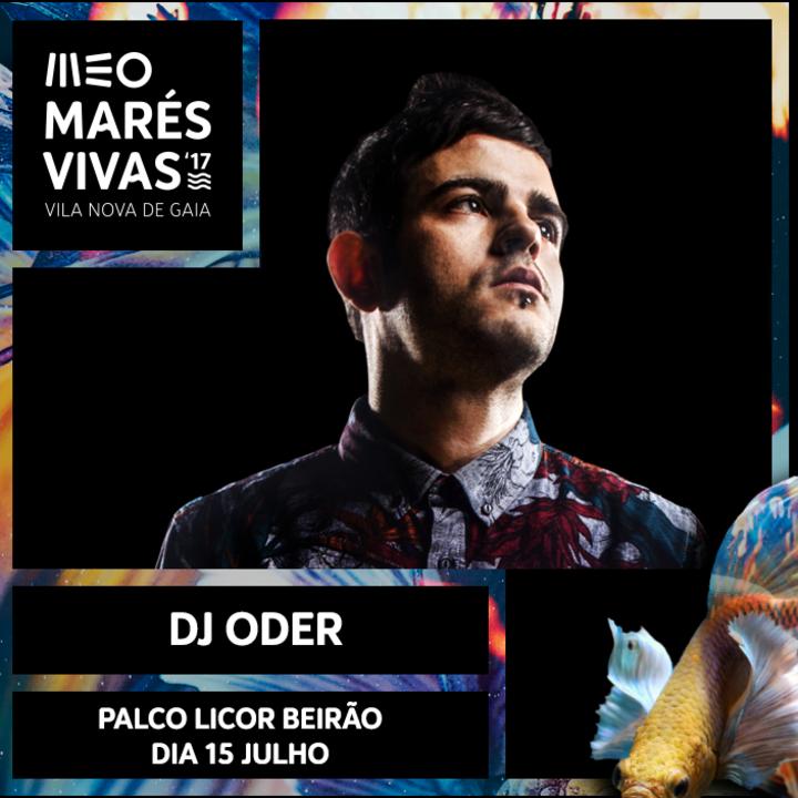 DJ Oder Tour Dates