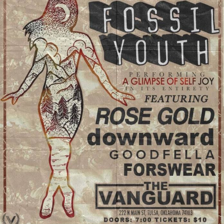 Fossil Youth @ The Vanguard - Tulsa, OK