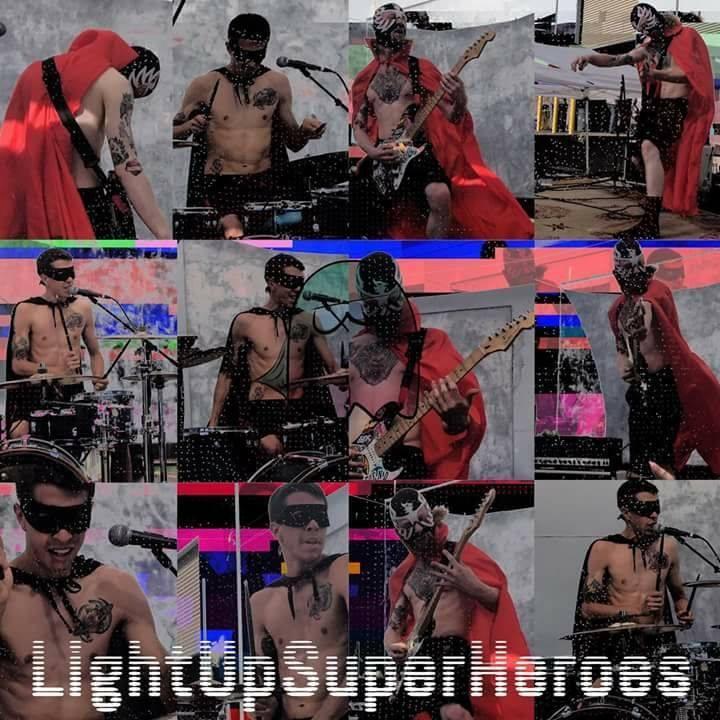 Lightupsuperheroes Tour Dates