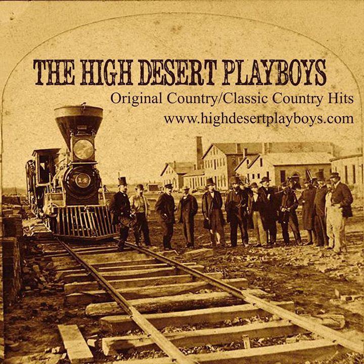 The High Desert Playboys Tour Dates