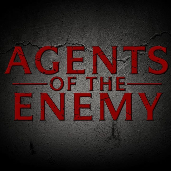 Agents of the Enemy Tour Dates