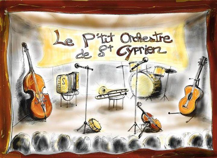 Le P'tit Orchestre de St-Cyp' Tour Dates