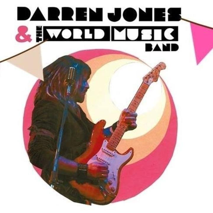 Darren Jones & The World Music Band Tour Dates