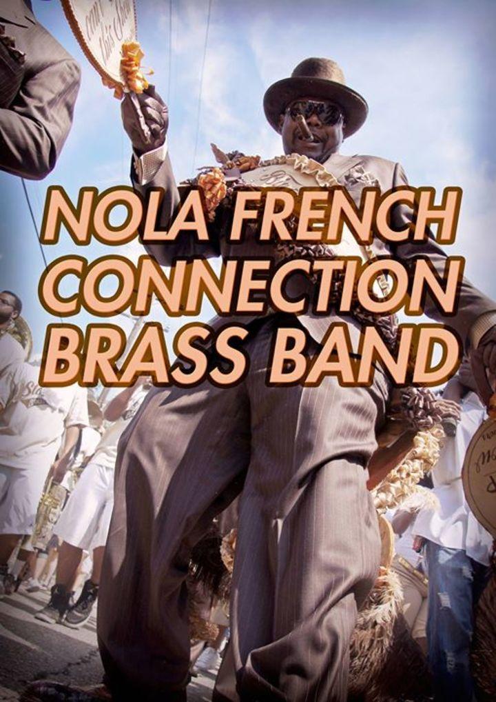 NOLA FRENCH CONNECTION BRASS BAND @ Festival Les Pieds Dans La Sauce - Chenonceaux, France