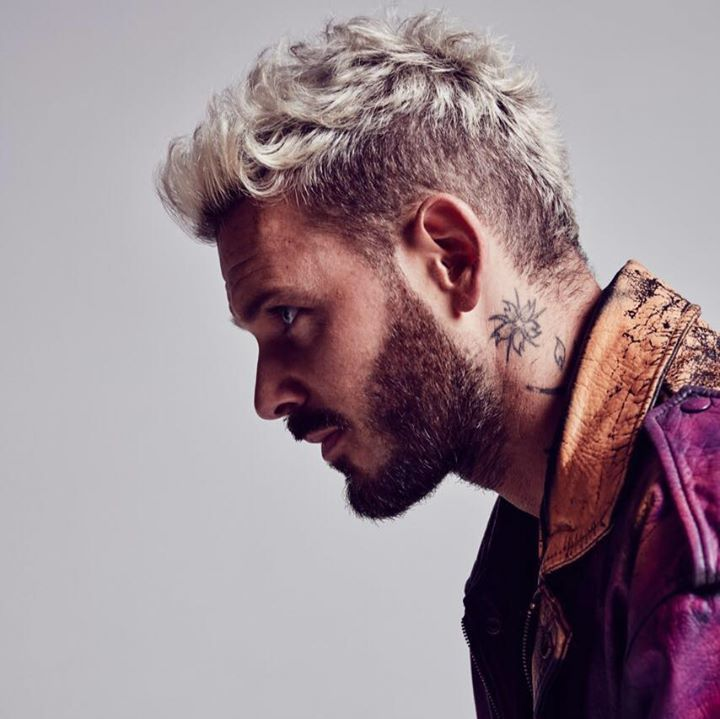 M Pokora Tour Dates