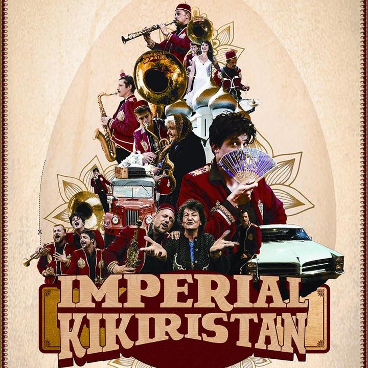 Imperial Kikiristan Tour Dates
