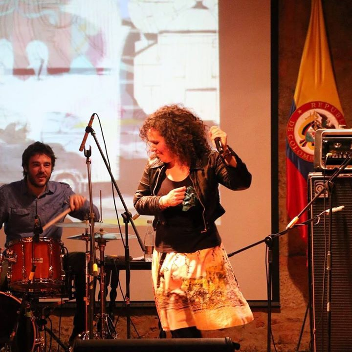 MARIAZÚ @ Le Virtuoz Club - Villeneuve La Garenne, France