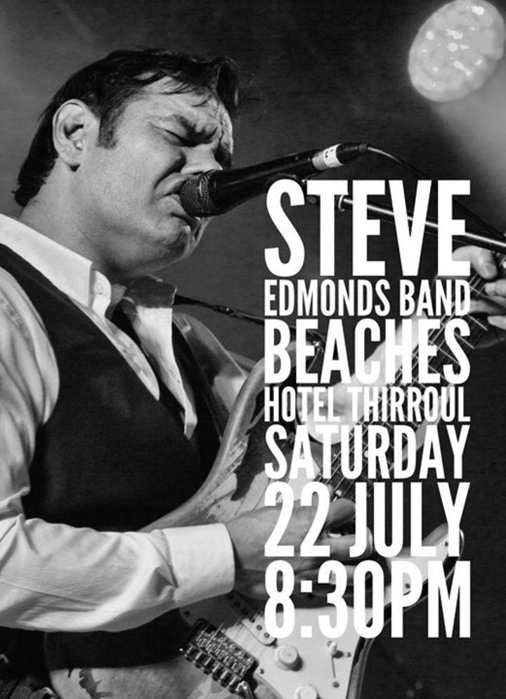 Steve Edmonds Band Tour Dates