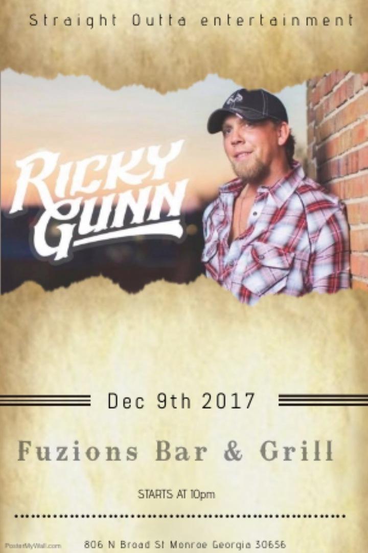 Straight Outta entertainment @ Fuzions - Monroe, GA