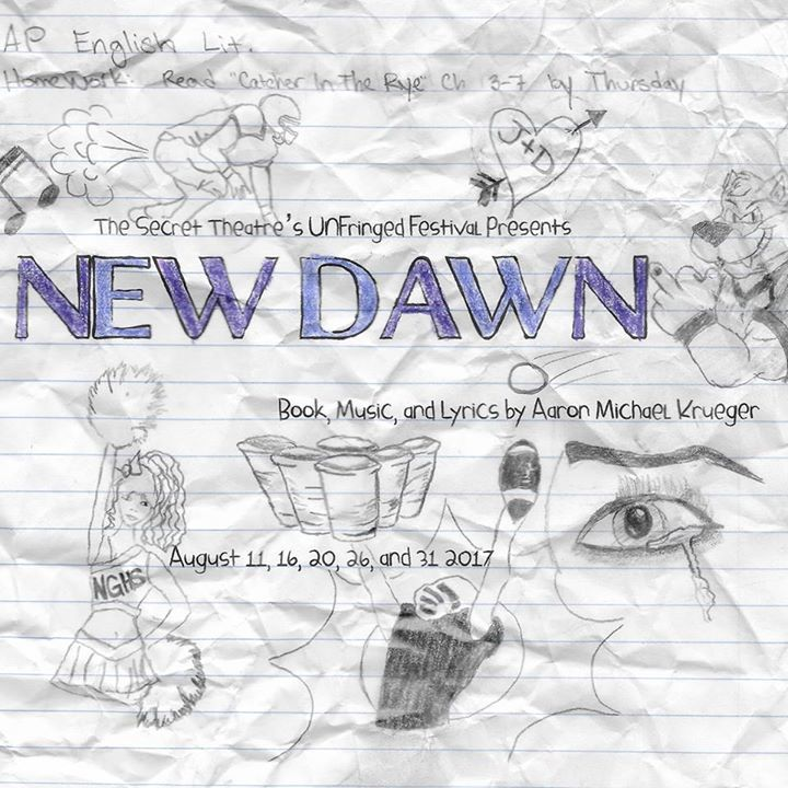 New Dawn:  The Musical @ The Secret Theatre - Long Island City, NY