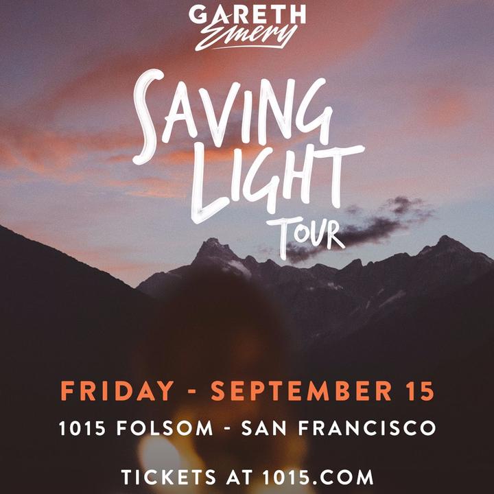 Gareth Emery @ 1015 Folsom - San Francisco, CA