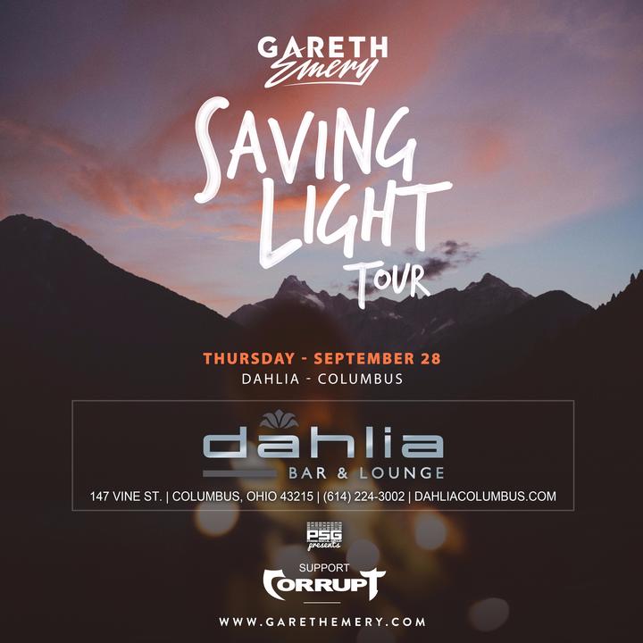 Gareth Emery @ Dahlia Nightclub - Columbus, OH