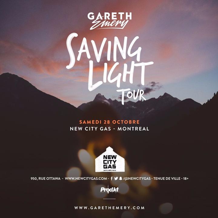 Gareth Emery @ New City Gas - Montreal, Canada