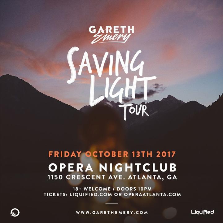 Garuda Music @ Opera Nightclub - Atlanta, GA