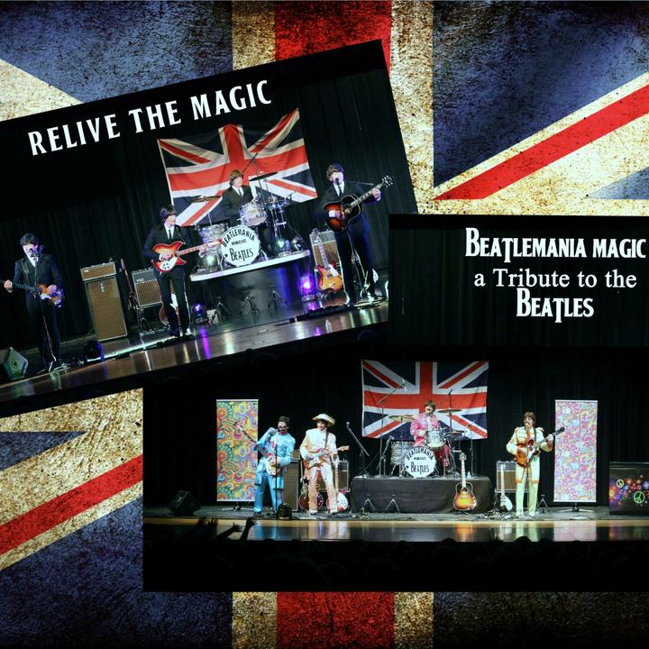 Beatlemania Magic Tour Dates