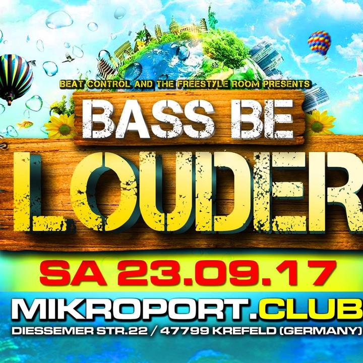 DJ Ron (PTP)  @ Mikroport Club - Krefeld, Germany