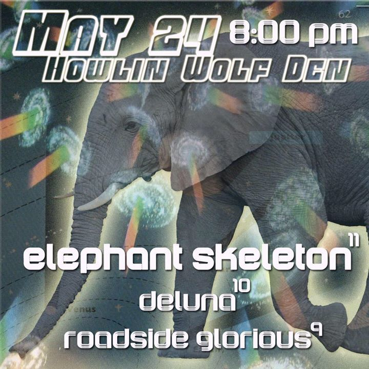 Elephant Skeleton Tour Dates