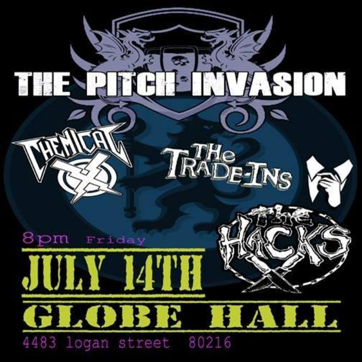 The Pitch Invasion @ Goosetown - Denver, CO