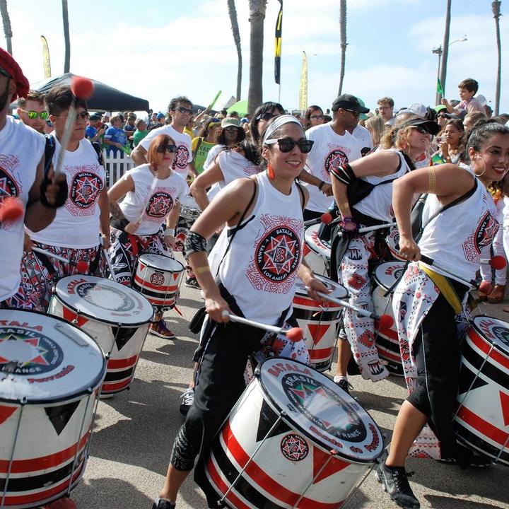 Batala Los Angeles @ 10th Annual Brazilian Day 2017 - San Diego, CA
