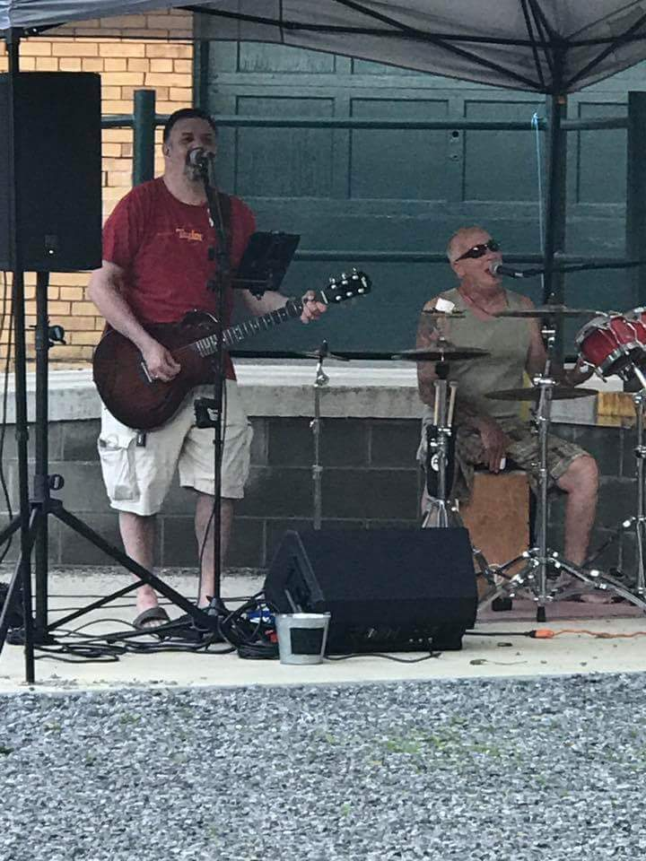Jim Ronan @ Four Mile Brewing - Olean, NY