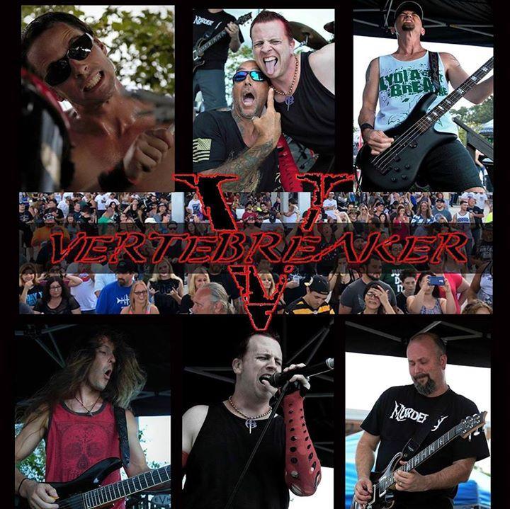 Vertebreaker Tour Dates