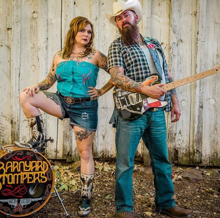 Barnyard Stompers Tour Dates