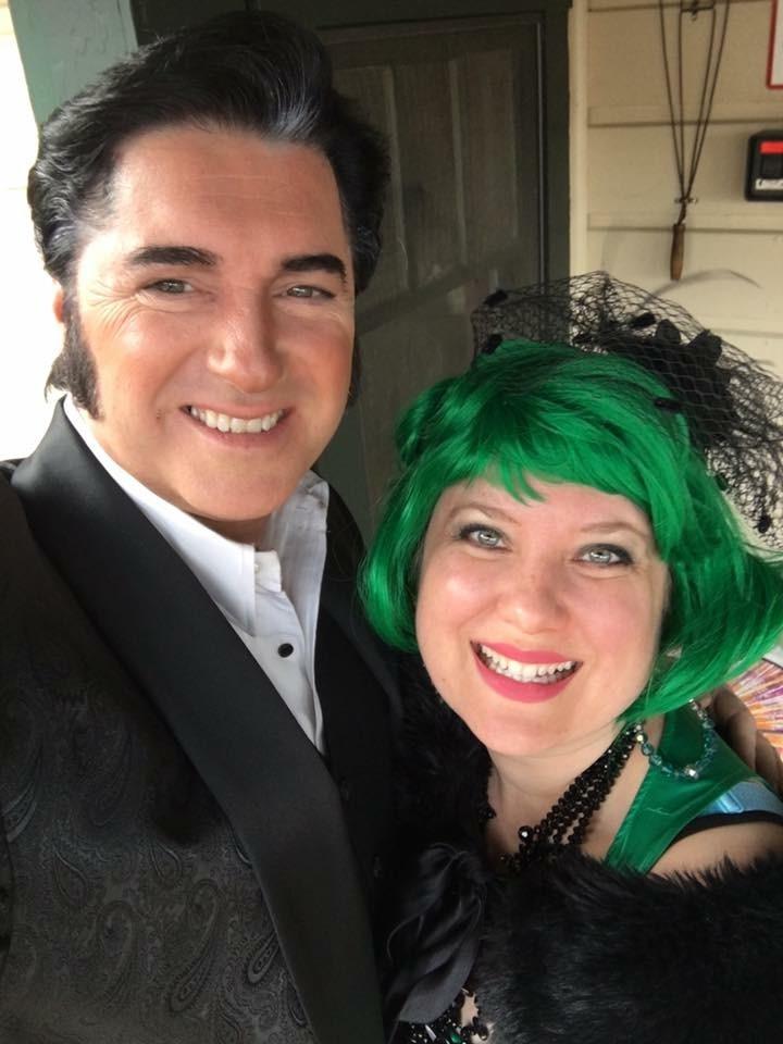 Clint and Ila @ Elks Lodge - Bullhead City, AZ