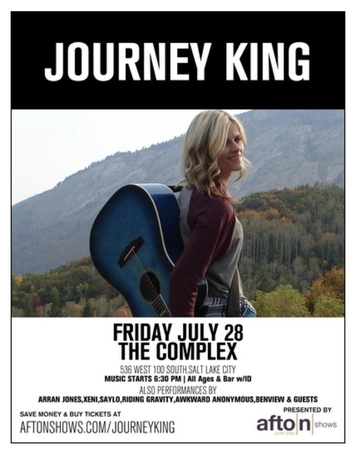 Journey King Tour Dates