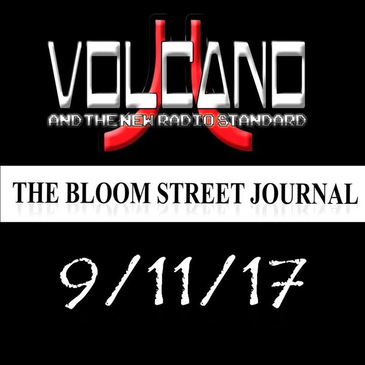 Volcano and The New Radio Standard Tour Dates