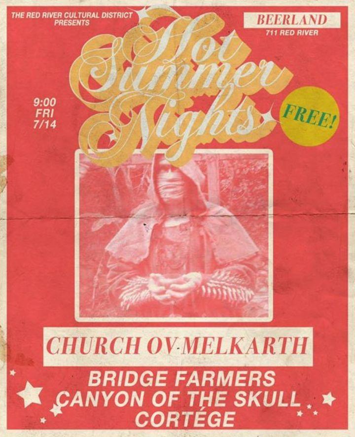Bridge Farmers Tour Dates