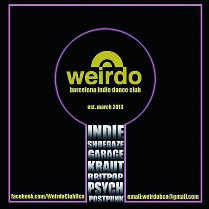Weirdo Club BCN Tour Dates